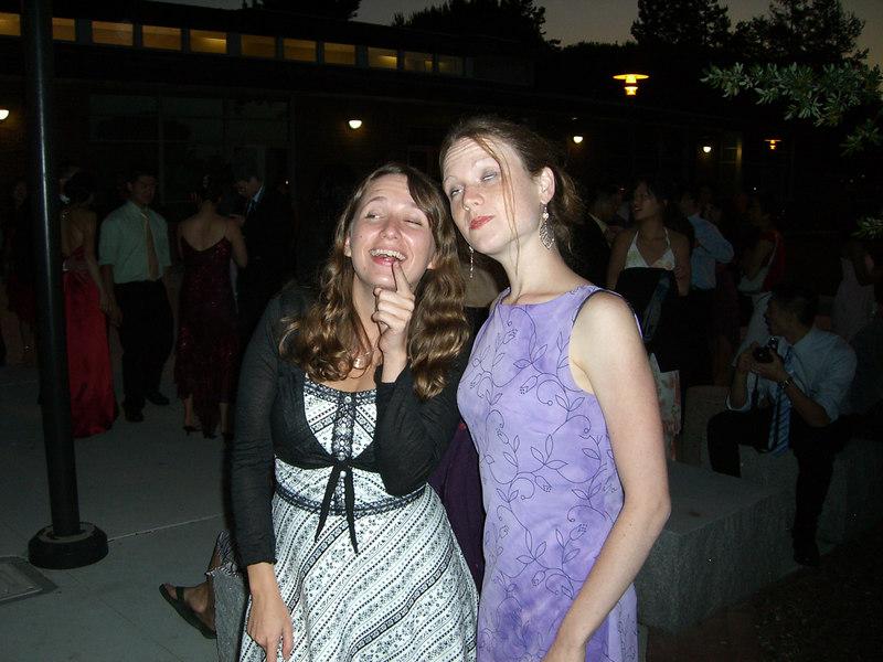 2006 06 24 Sat - Jenna Sloat & Emily Dalton