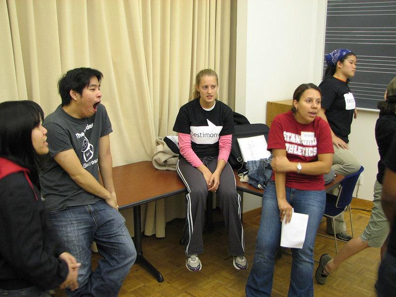 2006 12 02 Sat - LeAnn Duong, Tony Wang, Eileen Sisk, Christine Harding, & Lisa Kim