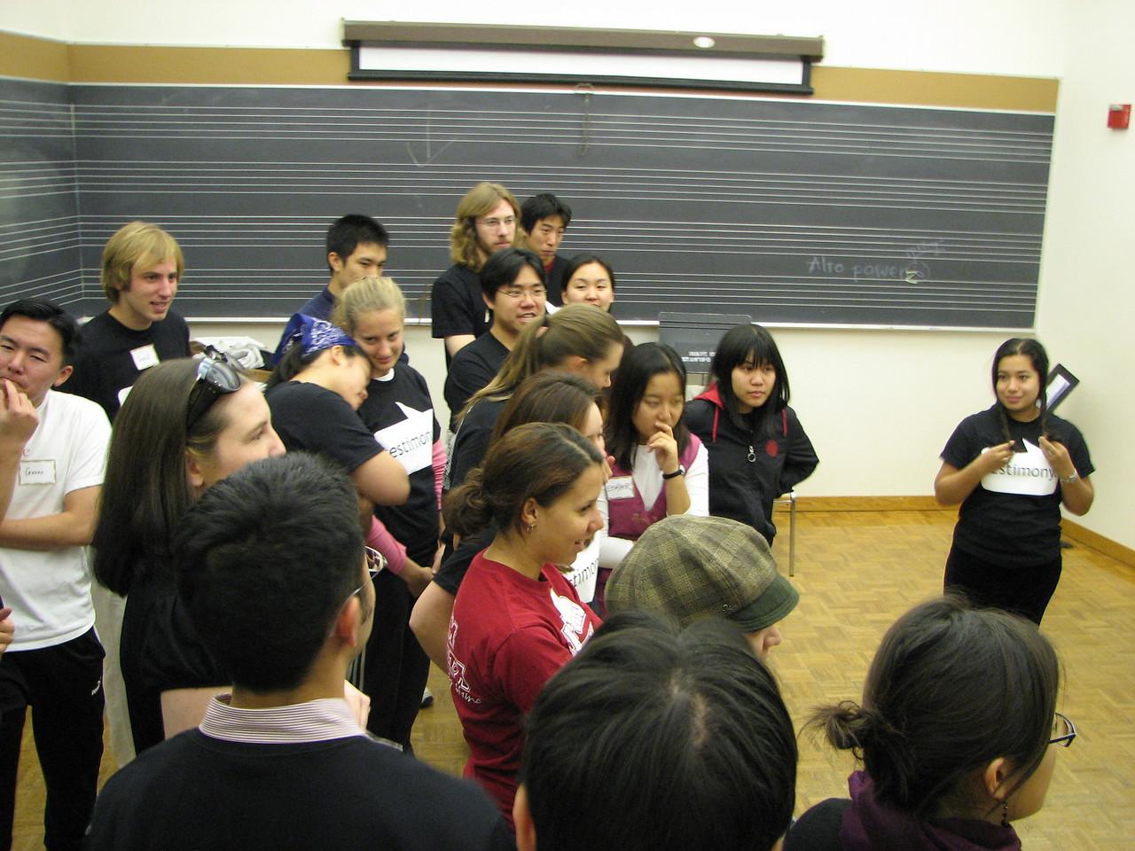 2006 12 02 Sat - Old Tmony practice 2
