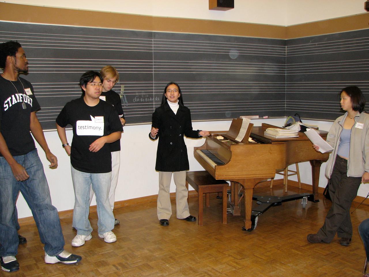 2006 12 02 Sat - Uchenna Okoye, David Chiang, David Scudder, Tina Wong, & Jenny Alyono