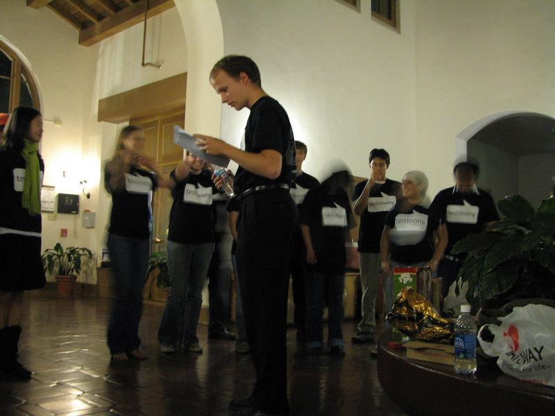 2006 12 01 Fri - Carl Erickson et al
