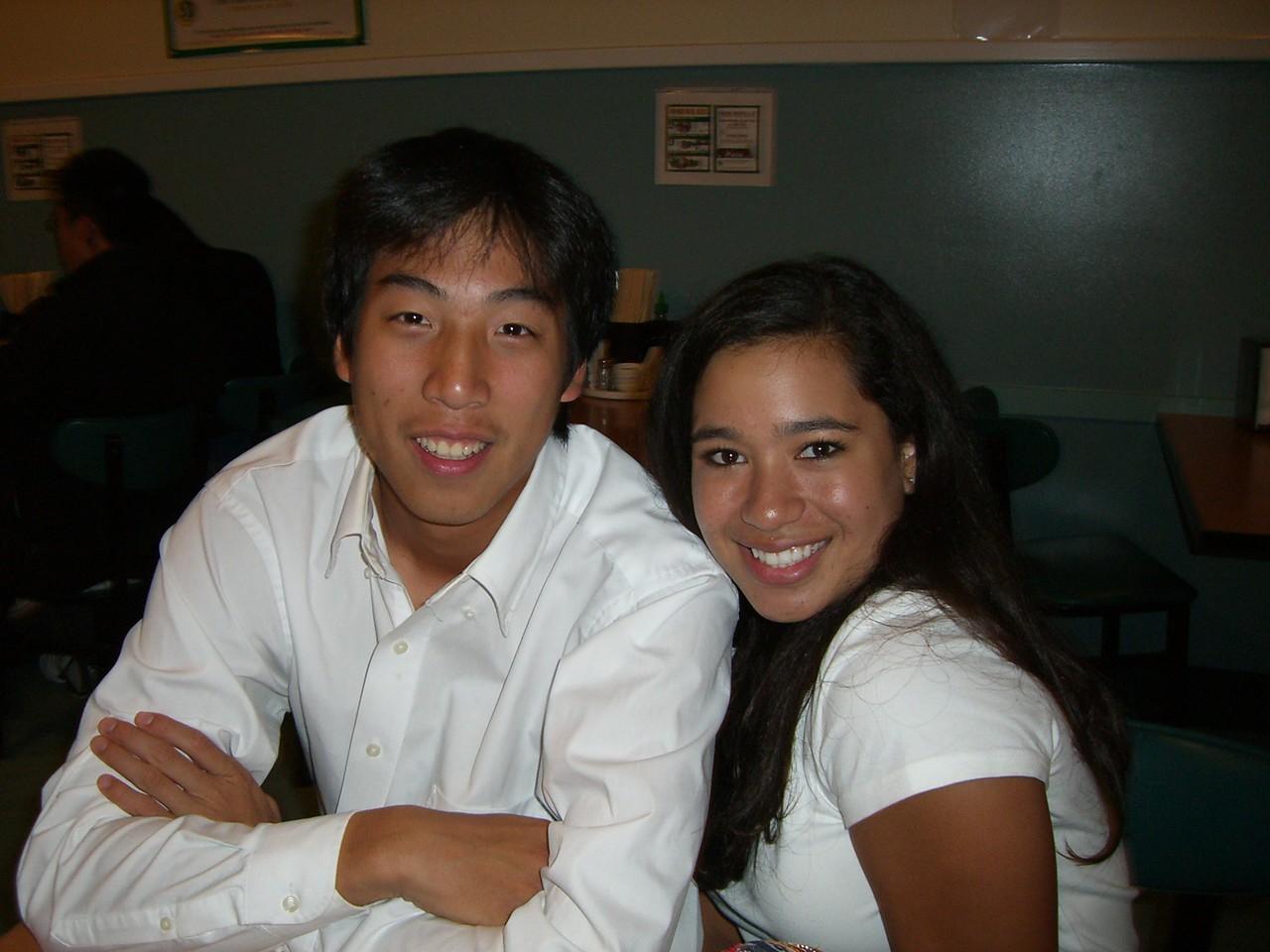 2005 10 22 Sat - James Lee & Jennifer Evans