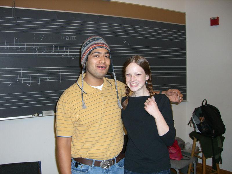 2005 12 03 Sat - Goldilocks Pozo & Dalton 1