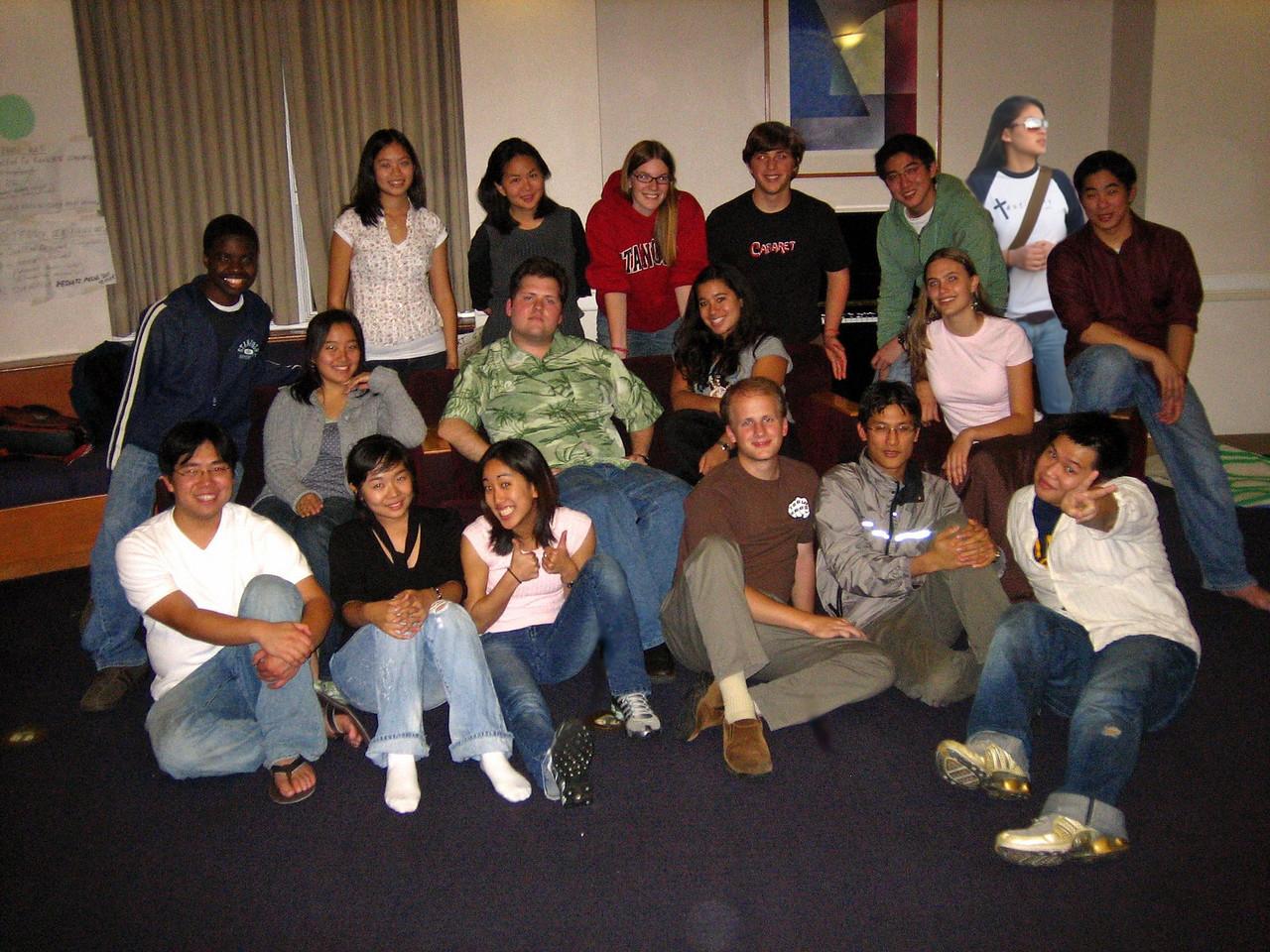 2006 11 29 Wed - Tmony with Jenn Kim - photochop 1