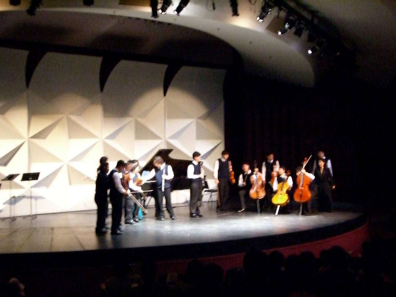 2006 02 19 Sun - Beautiful Mind, Beautiful Concert