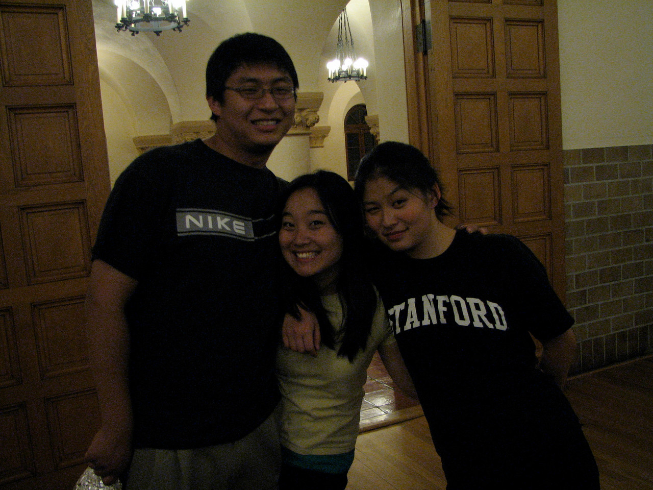 2007 05 19 Sat - Yuhao Ding, Esther Kang, & Jenn Kim