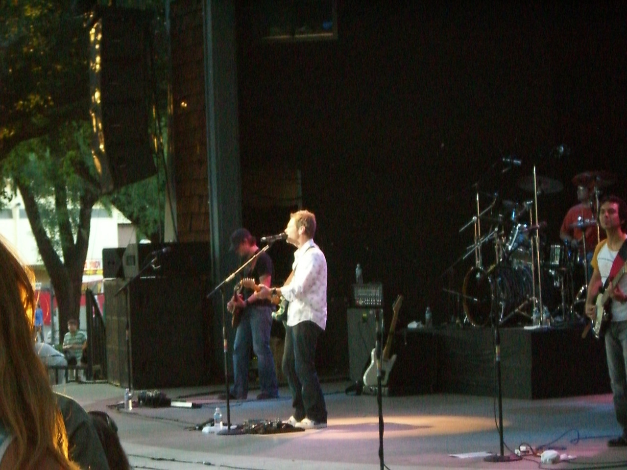 2006 06 29 Thu - Steven Curtis Chapman @ Alameda Cty Fair 1