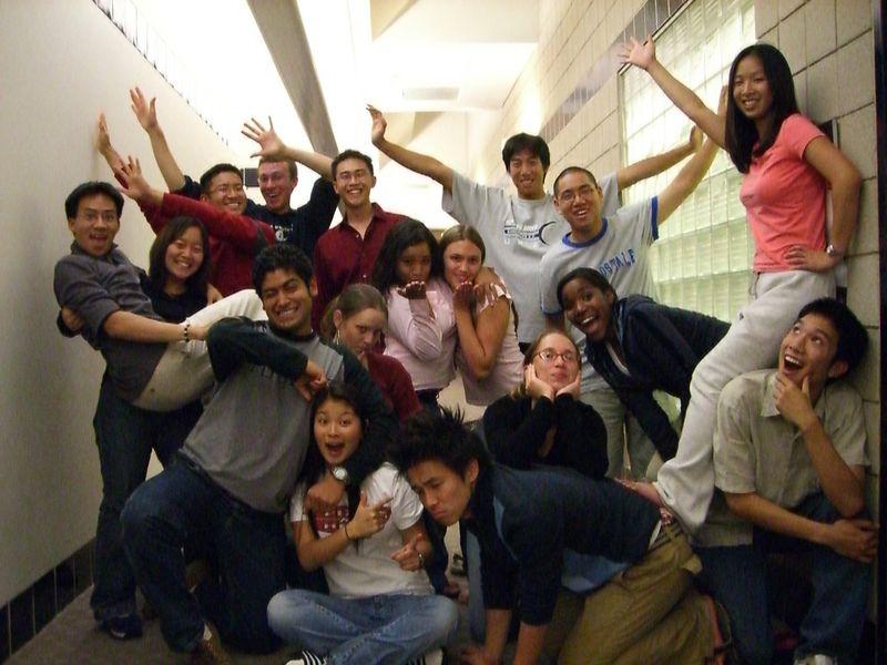 2005 10 16 Sunday - Stanford Testimony '05-'06 - goofy