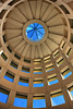 Stanford University, Lucas Center, Dome, Interior