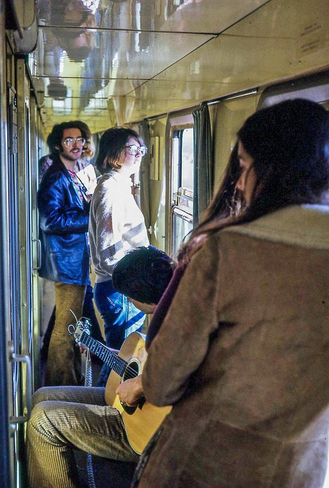 Vienna-Istanbul Train Ride