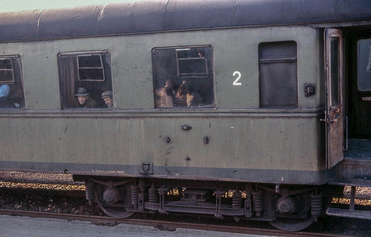 Bulgarian(?)  Train Station