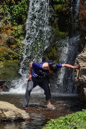 Alameda Falls Hike