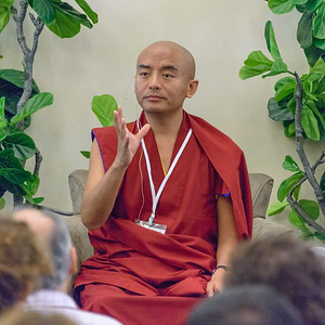 20160611-CCARE-Richard-Davidson-Mingyur-Rinpoche-5078