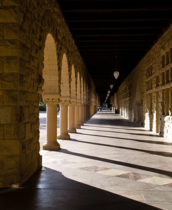 Stanford late afternoon