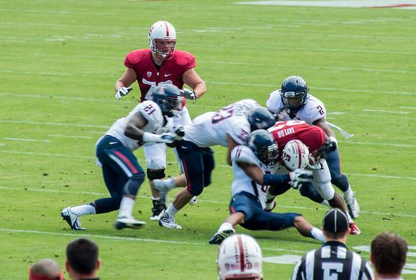 Stanford vs Arizona