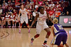 Chiney on defense