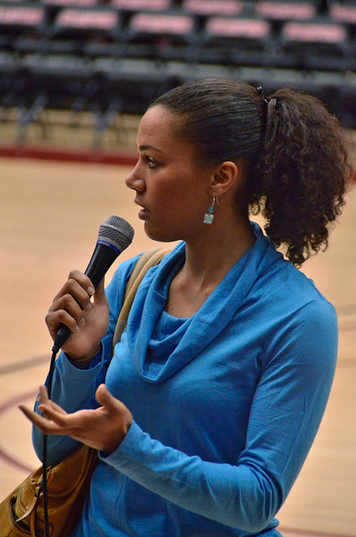 Ros will be getting a tryout as a color commentator with ESPNU.