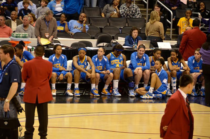 UCLA is not too despondent