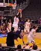 Sarah Boothe rebound.