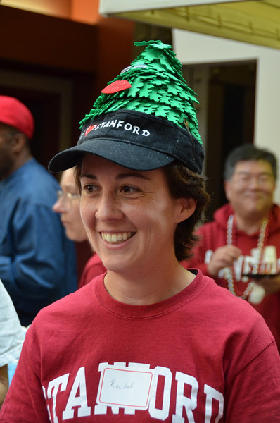 Custom tree hat
