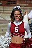 Cheerleader Alix Farhat