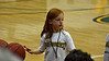 USF has a cute red-headed ball-girl.