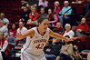 Sarah Boothe on defense