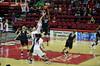 Nneka gets a rebound