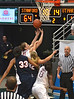 Bonnie shoots, is fouled