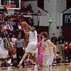 Mikaela rebounds.