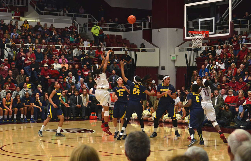 Cal at Stanford, 30 January 2014