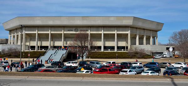 NCAA Subregional Ames Day 1