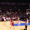 Stanford v. Notre Dame, sweet sixteen