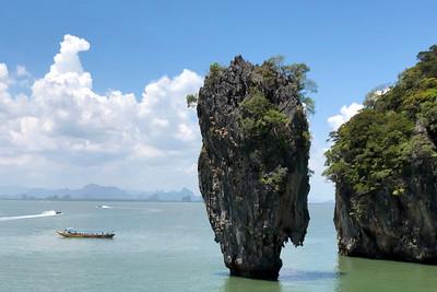 Ko Khao Phing Kan, James Bond Island, Ao Phang Nga National Park, Phang-Nga Bay, Thailand
