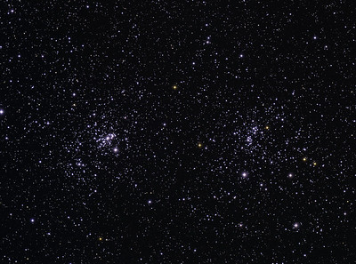 NGC-869   The Double Cluster
