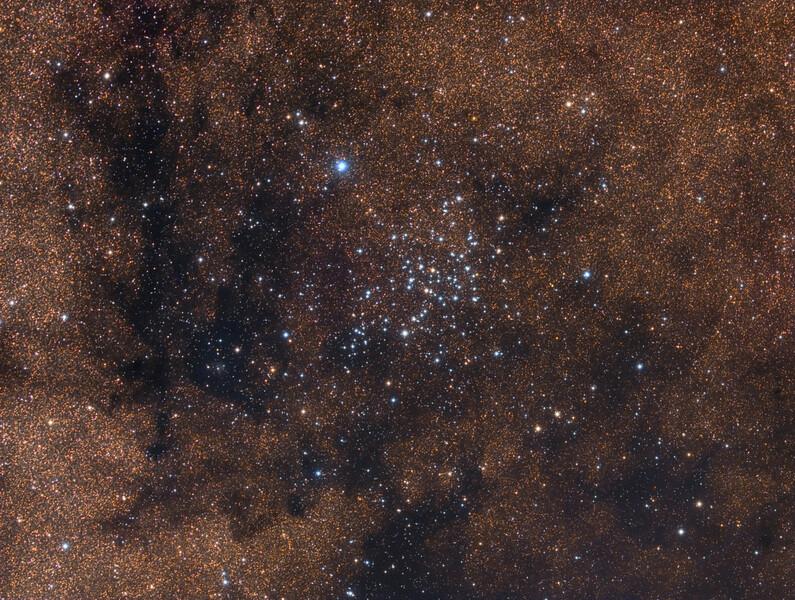 M23 / NGC 6494 Open Cluster in Sagittarius