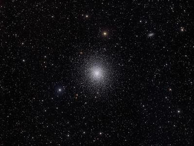 M-13 Globular Cluster