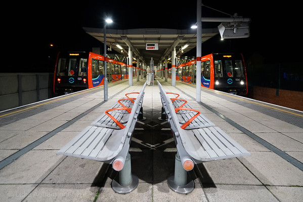 Star Lane DLR Station