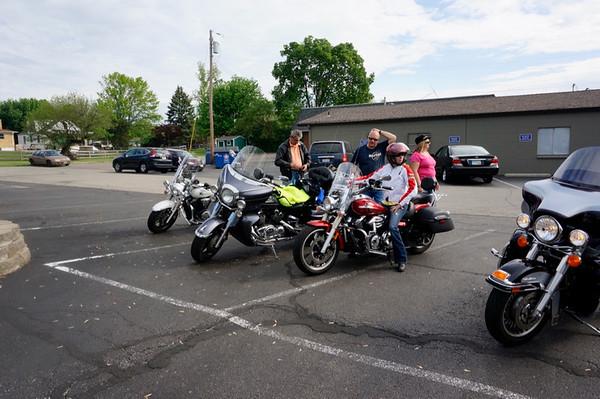 Chapter ride to Dayton 5-10-15