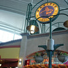 The food court is apparently called the Pacific Marketplace. Also, a Qdoba.