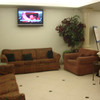 TV area in lobby