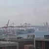 Industrial port...quite picturesque