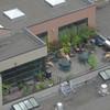 Little rooftop garden/patio