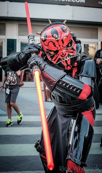 Maul trooper!