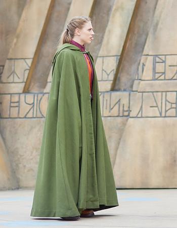 Jedi Posture