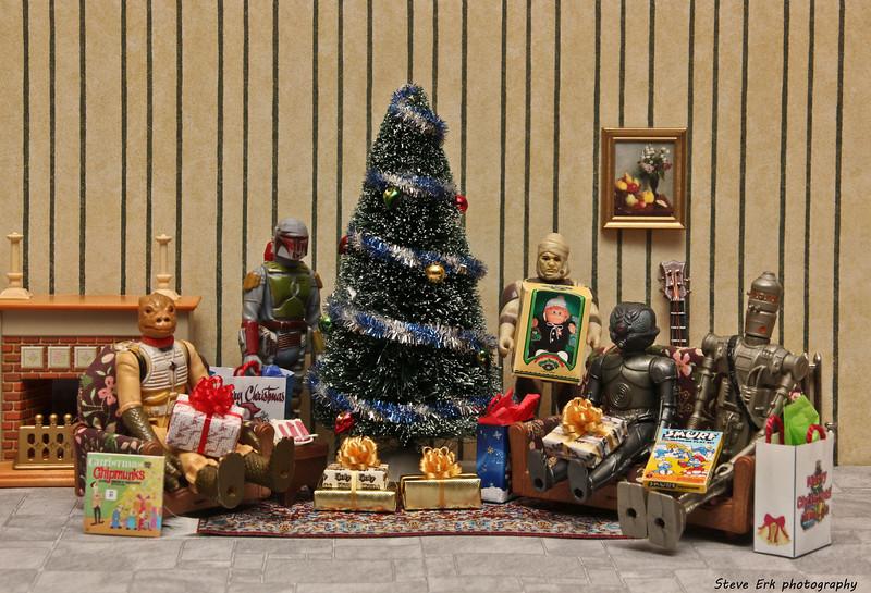 A Bounty Hunter Christmas