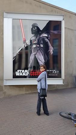 Star Wars Costume Exhibit at DAM