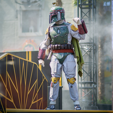 Keeping Up With The Fett