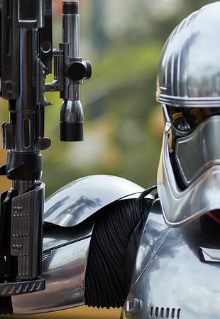 Captain Phasma Details