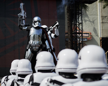 First Order Troops